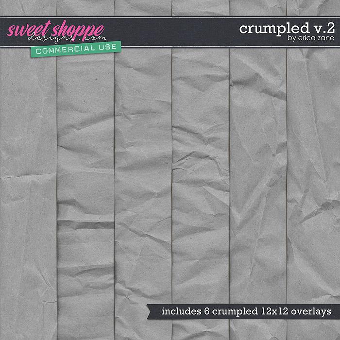 Crumpled v.2 by Erica Zane