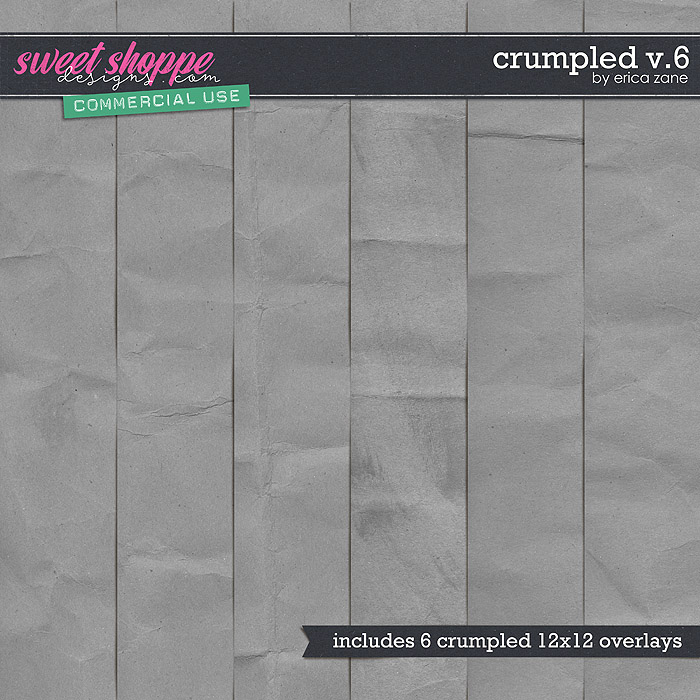 Crumpled v.6 by Erica Zane