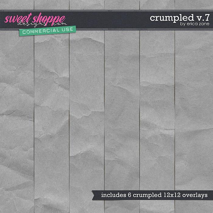 Crumpled v.7 by Erica Zane