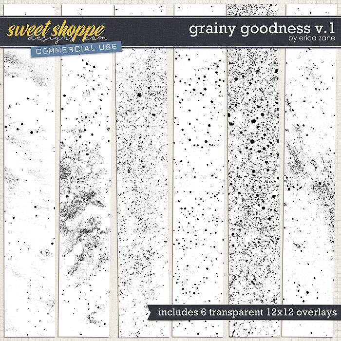 Grainy Goodness v.1 by Erica Zane
