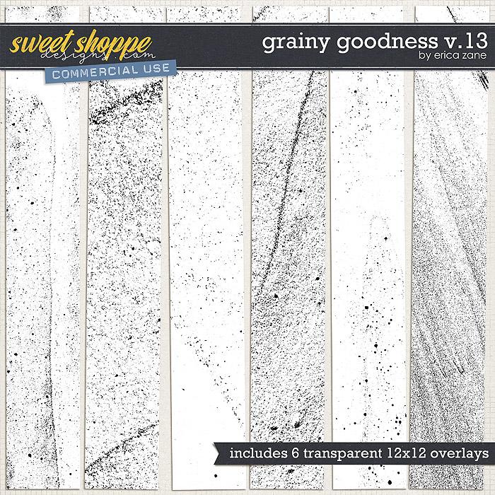 Grainy Goodness v.13 by Erica Zane