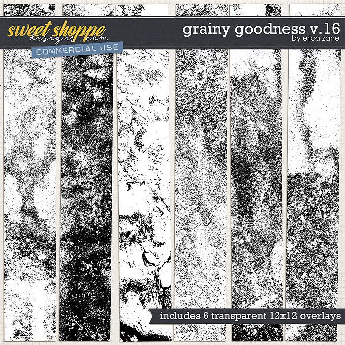 Grainy Goodness v.16 by Erica Zane
