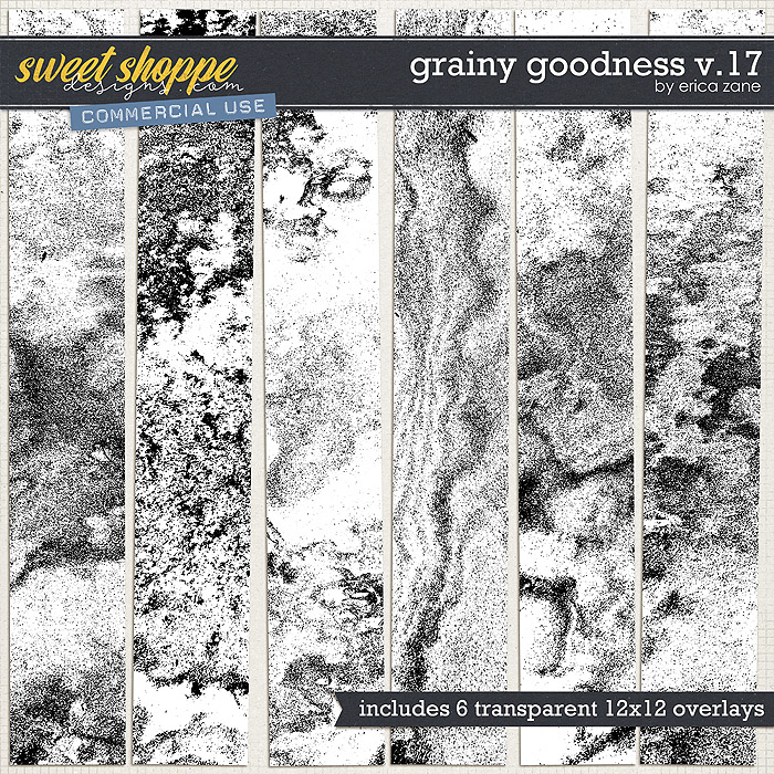 Grainy Goodness v.17 by Erica Zane