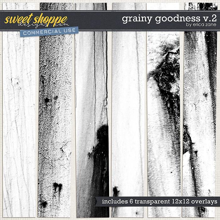Grainy Goodness v.2 by Erica Zane