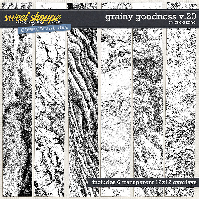 Grainy Goodness v.20 by Erica Zane