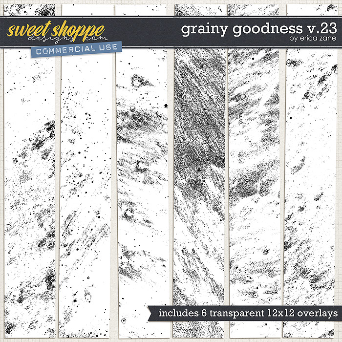 Grainy Goodness v.23 by Erica Zane
