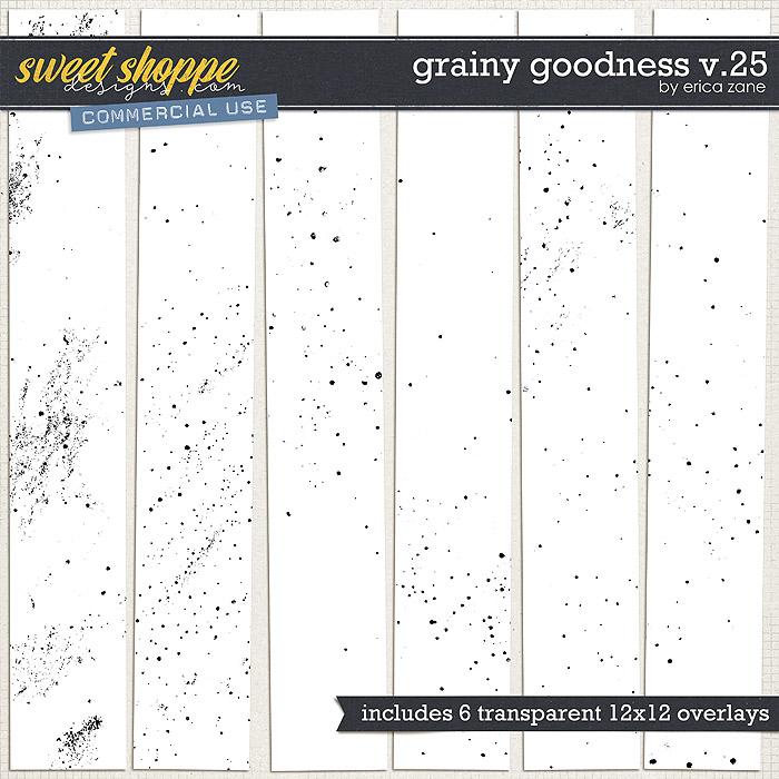 Grainy Goodness v.25 by Erica Zane