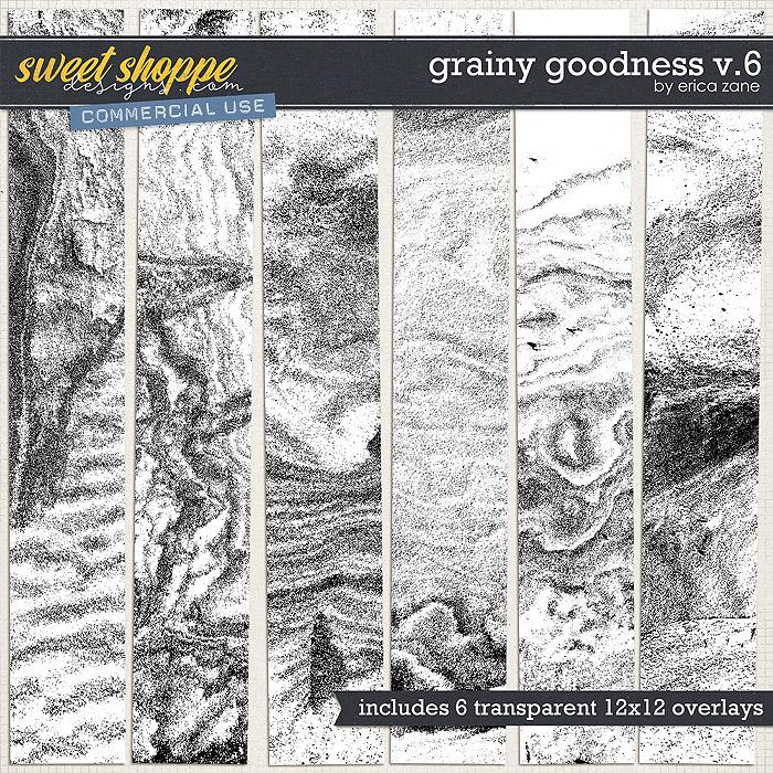 Grainy Goodness v.6 by Erica Zane