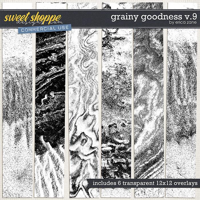Grainy Goodness v.9 by Erica Zane