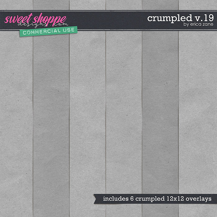 Crumpled v.19 by Erica Zane