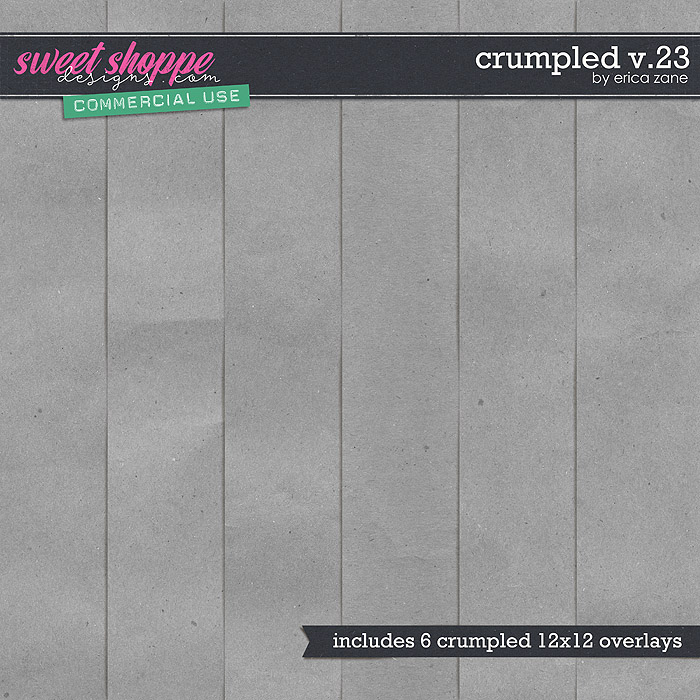 Crumpled v.23 by Erica Zane