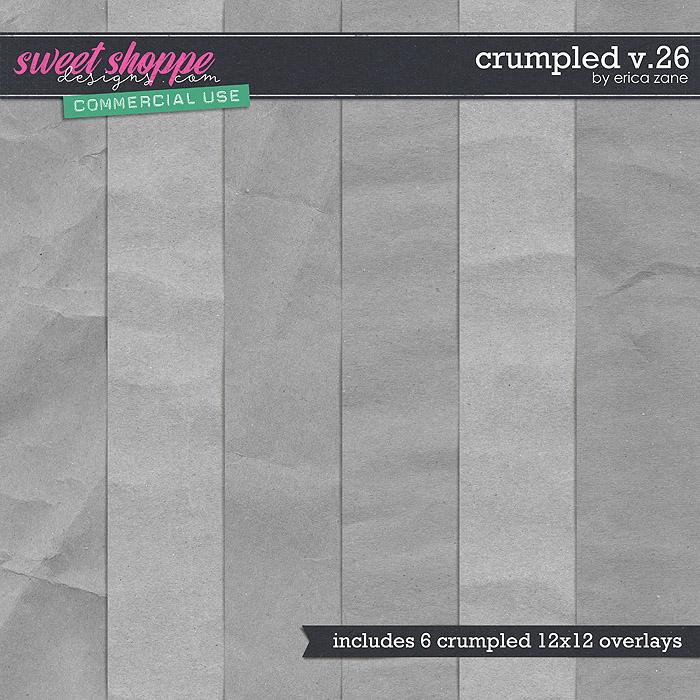 Crumpled v.26 by Erica Zane