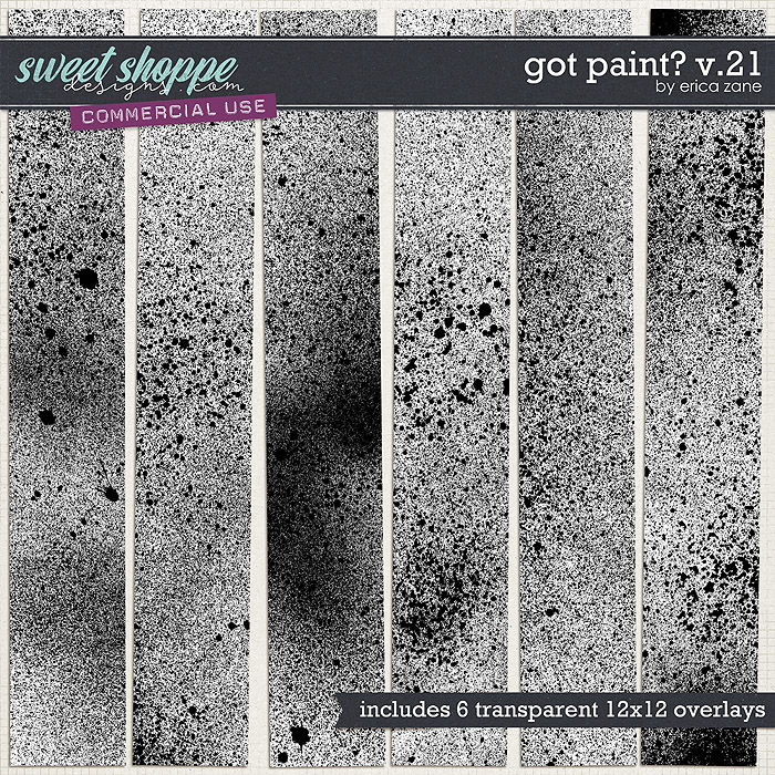Got Paint? v.21 by Erica Zane