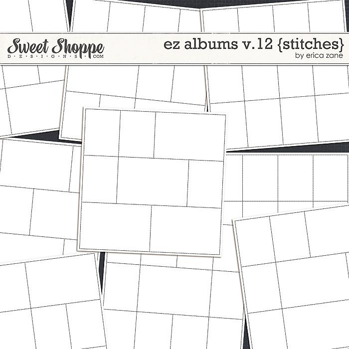 EZ Albums v.12 Stitches by Erica Zane