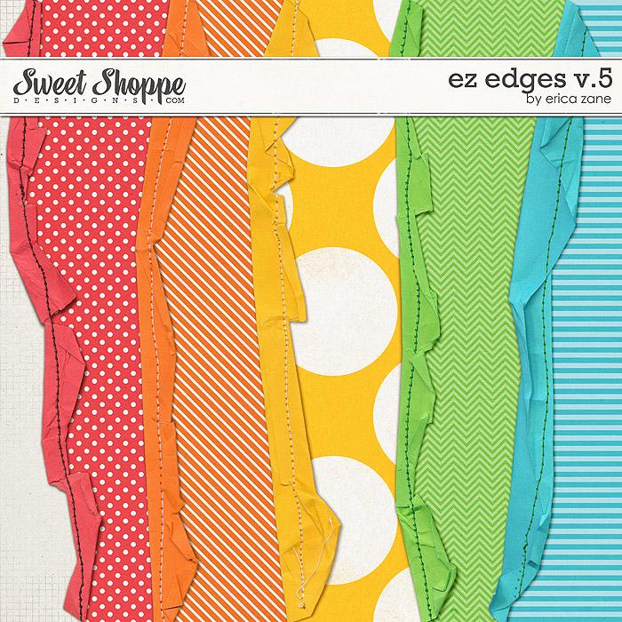 EZ Edges v.5 by Erica Zane