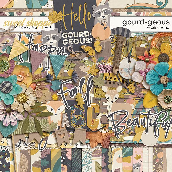 Gourd-geous by Erica Zane