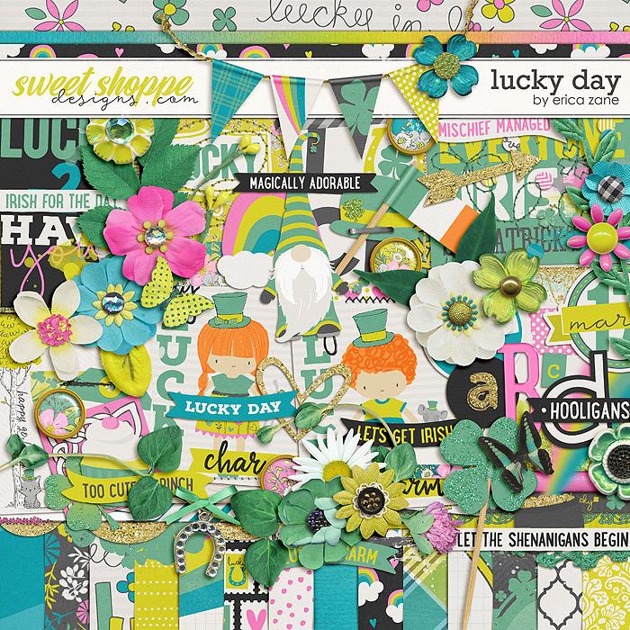 Lucky Day by Erica Zane