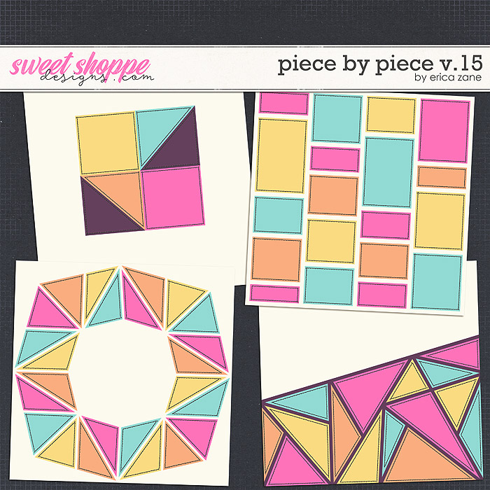 Piece by Piece v.15 Templates by Erica Zane