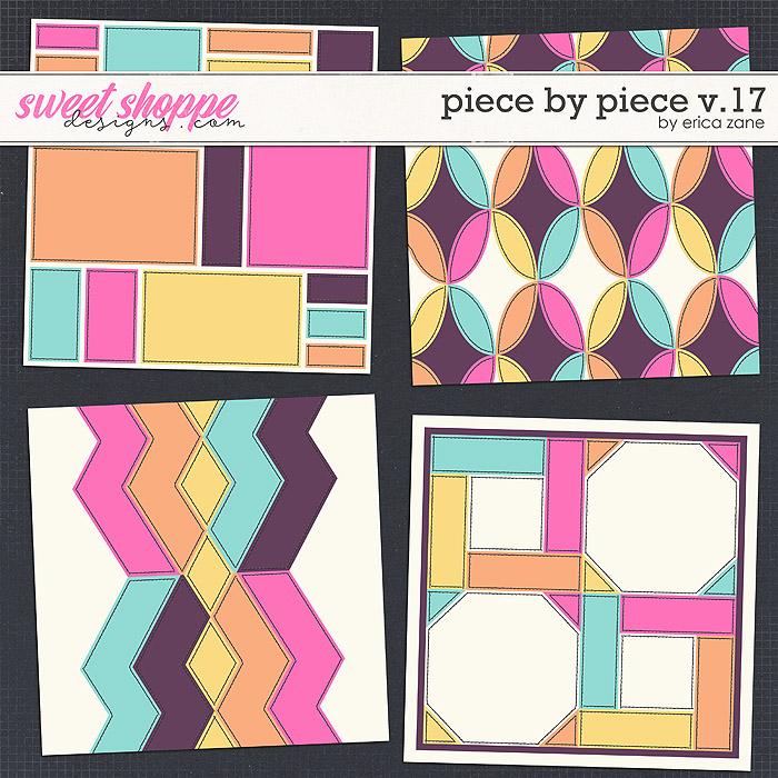 Piece by Piece v.17 Templates by Erica Zane