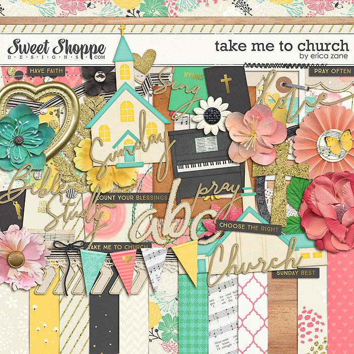 Take Me To Church by Erica Zane