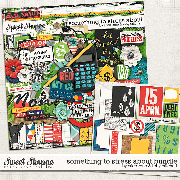 Something to Stress About Bundle by Erica Zane & Libby Pritchett