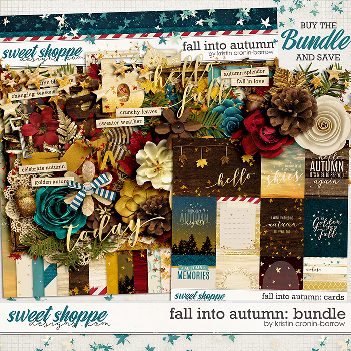 Fall into Autumn: Bundle by Kristin Cronin-Barrow