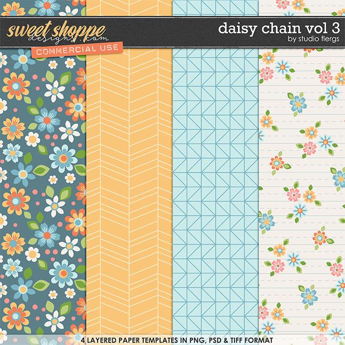 Daisy Chain VOL 3 by Studio Flergs
