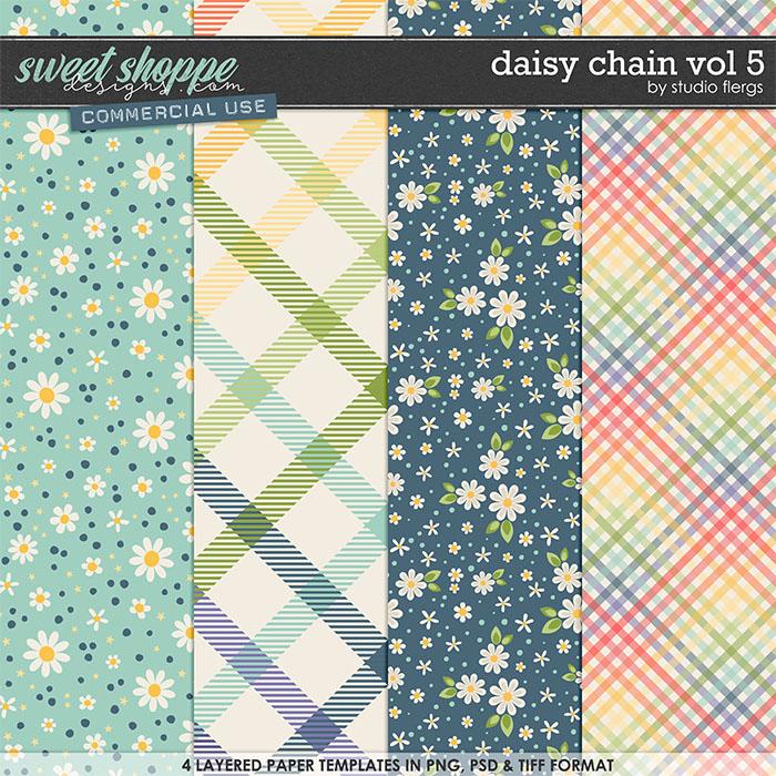 Daisy Chain VOL 5 by Studio Flergs