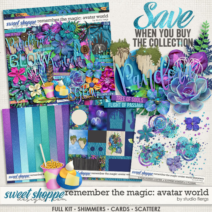 Remember the Magic: AVATAR WORLD- COLLECTION & *FWP* by Studio Flergs