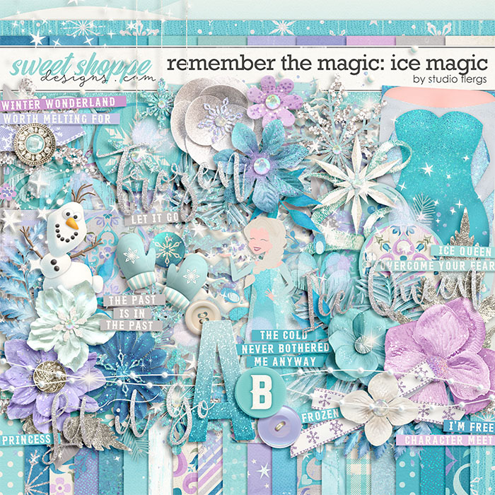 Remember the Magic: ICE MAGIC by Studio Flergs