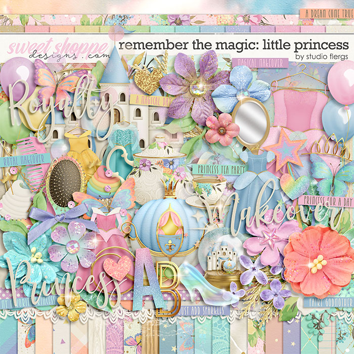 Remember the Magic: LITTLE PRINCESS by Studio Flergs
