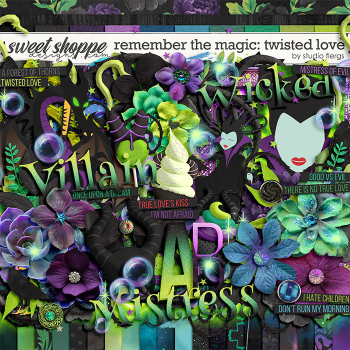 Remember the Magic: TWISTED LOVE by Studio Flergs