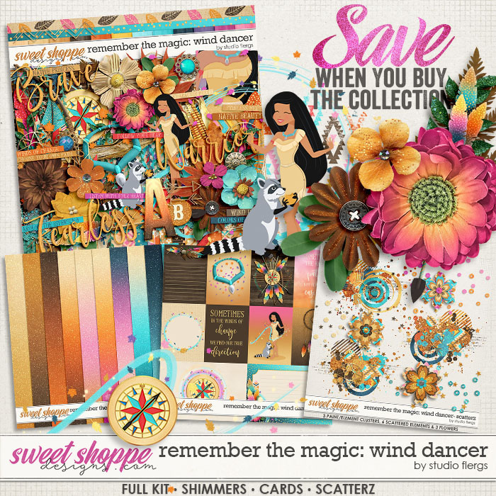 Remember the Magic: WIND DANCER- COLLECTION & *FWP* by Studio Flergs
