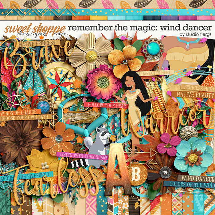 Remember the Magic: WIND DANCER by Studio Flergs