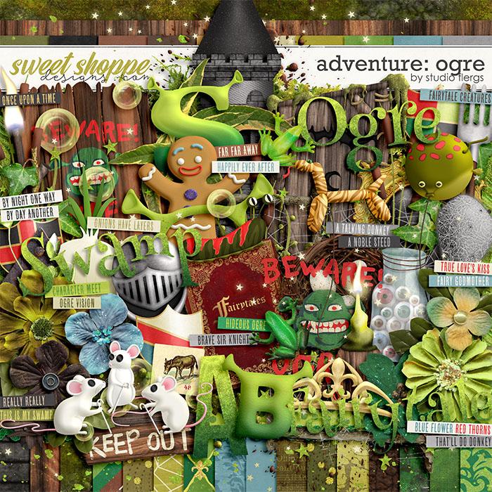 Adventure: Ogre by Studio Flergs