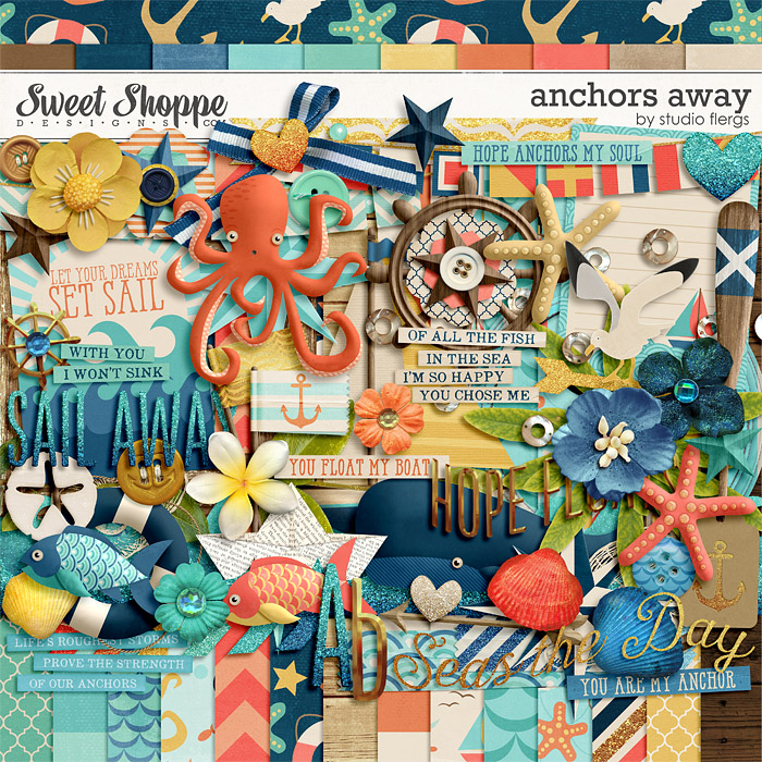 Anchors Away by Studio Flergs
