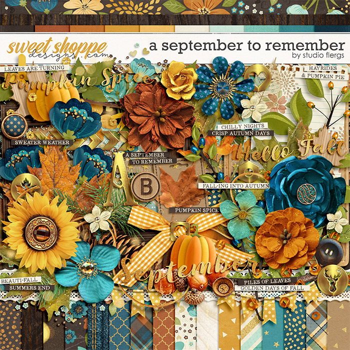 A September to Remember by Studio Flergs