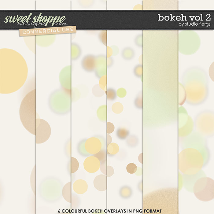 Bokeh VOL 2 by Studio Flergs