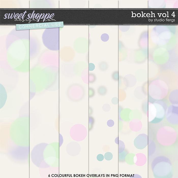 Bokeh VOL 4 by Studio Flergs