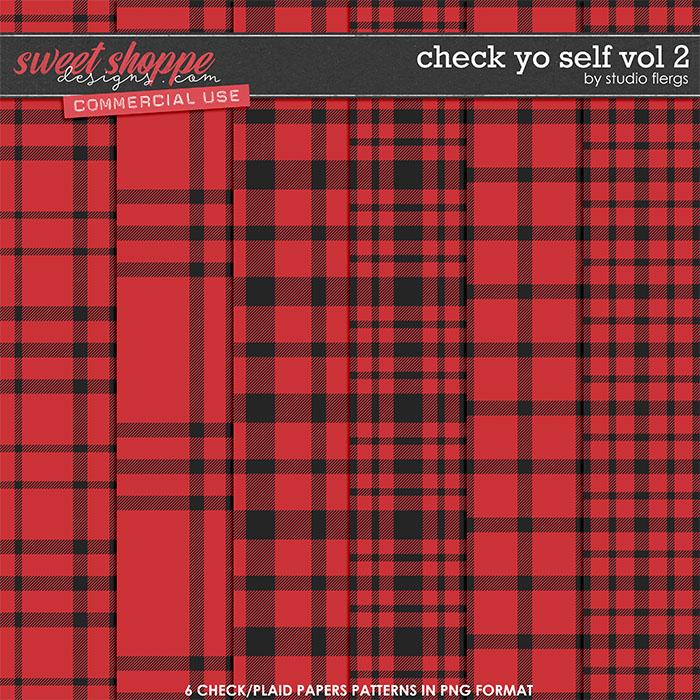 Check Yo Self VOL 2 by Studio Flergs