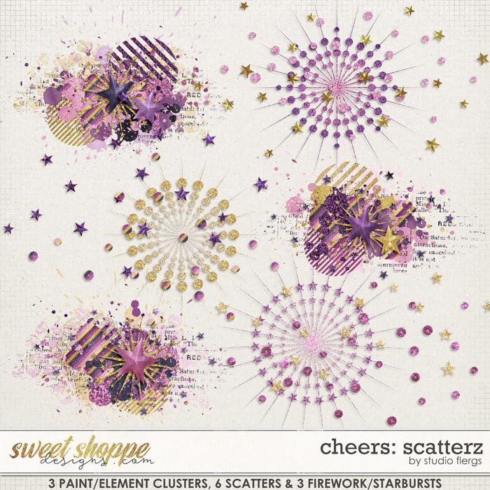 Cheers: SCATTERZ by Studio Flergs