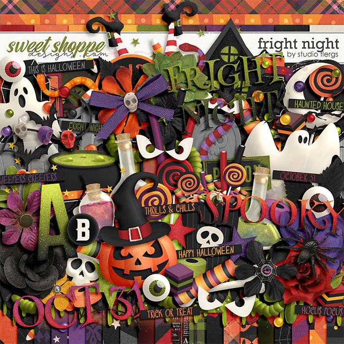 Fright Night by Studio Flergs