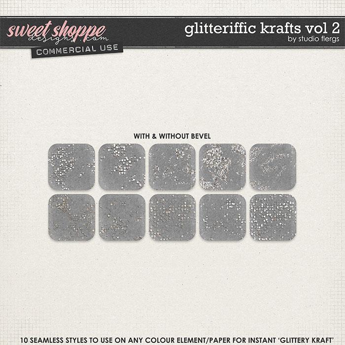 Glitteriffic Krafts VOL 2 by Studio Flergs