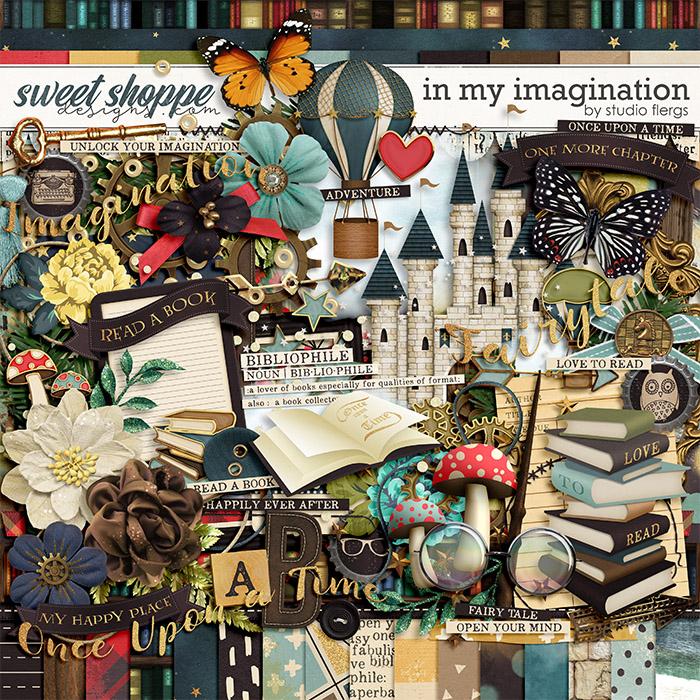 In My Imagination by Studio Flergs
