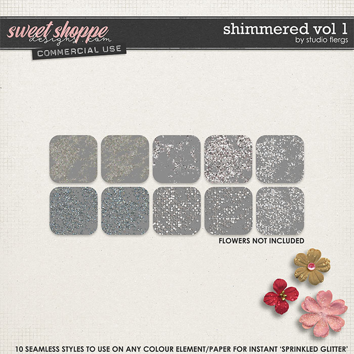 Shimmered VOL 1 by Studio Flergs