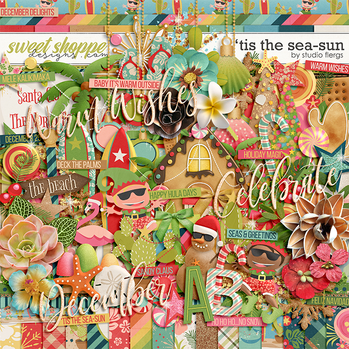 'Tis the Sea-sun by Studio Flergs