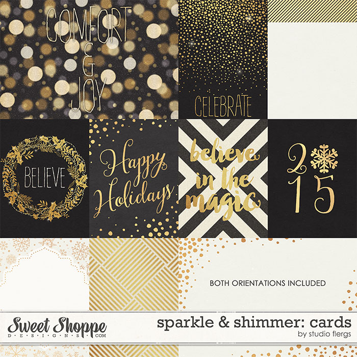 sparkle & shimmer: CARDS by Studio Flergs & Mommyish