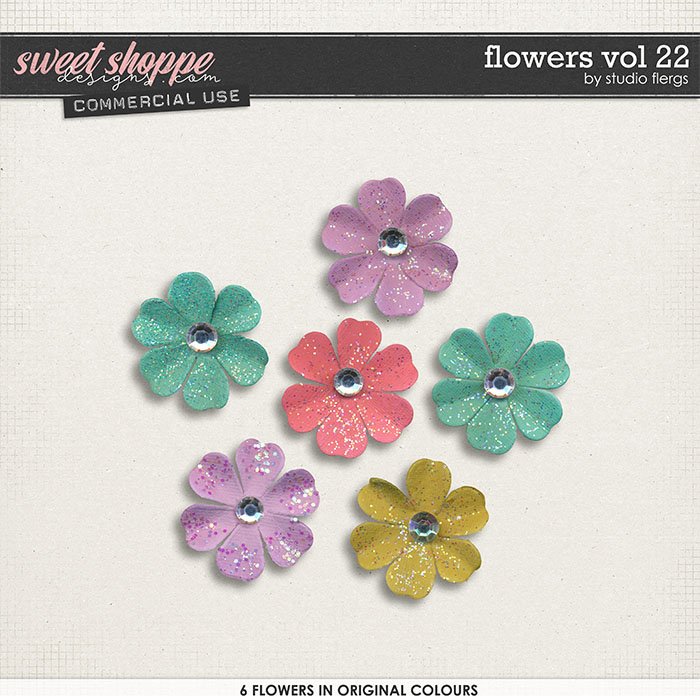 Flowers VOL 22 by Studio Flergs