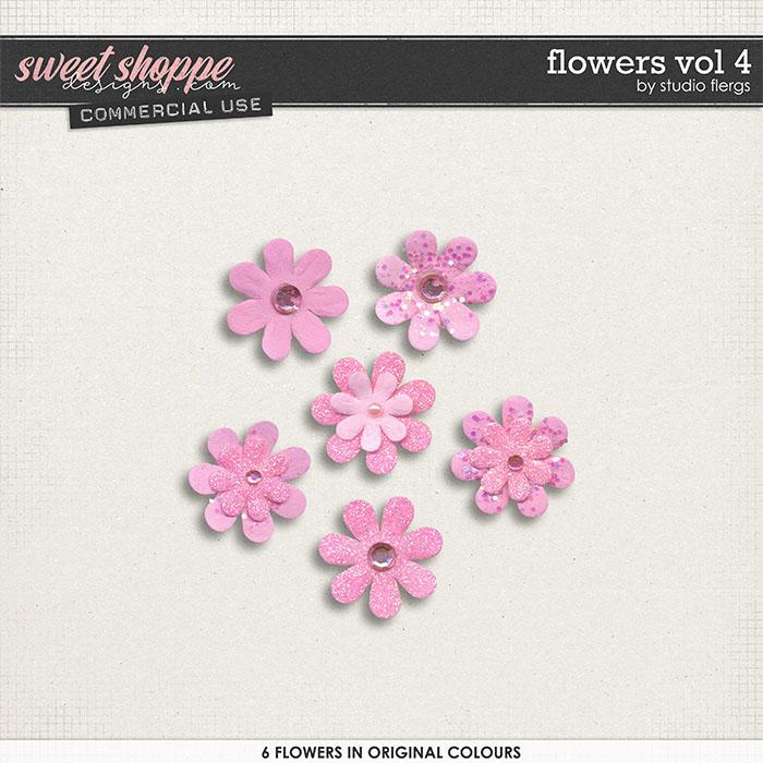 Flowers VOL 4 by Studio Flergs