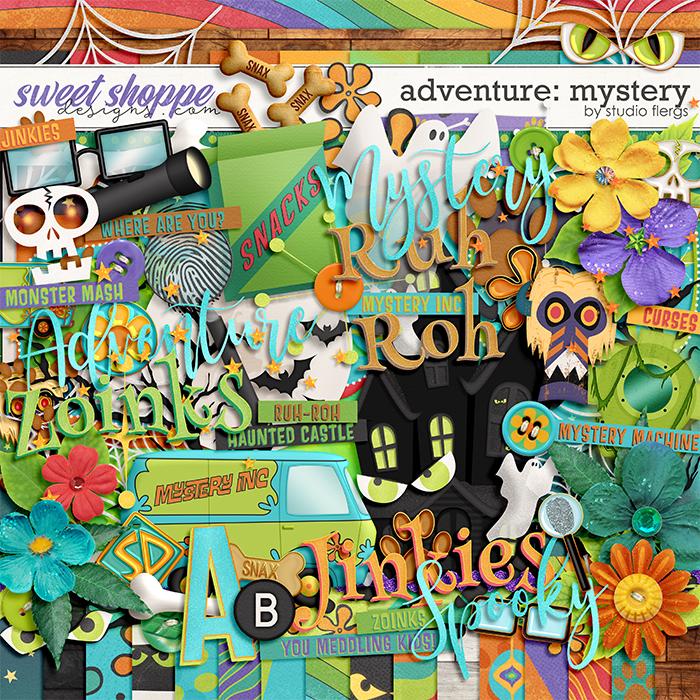 Adventure: Mystery Studio Flergs